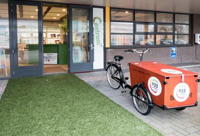 Centrum duurzaam renoveren in Amersfoort