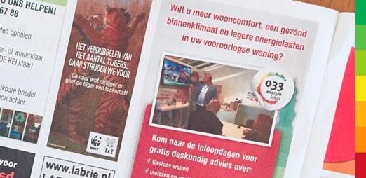 Nieuws 033energieloket