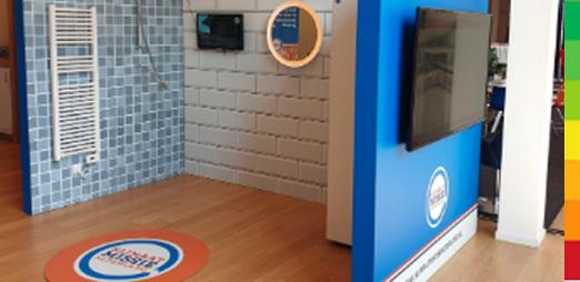 Bezoek het belevingscentrum van Klimaatmissie Nederland