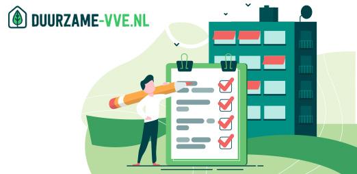 Duurzame VVE Bijeenkomsten