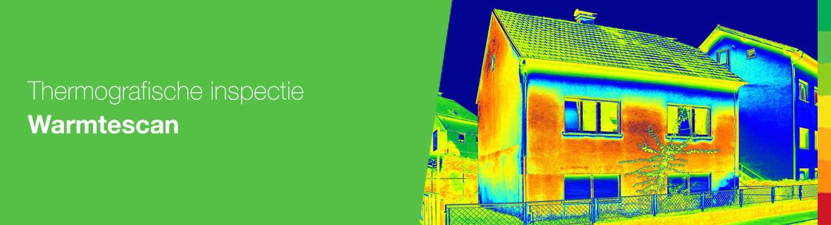 Warmtescan, thermografische inspectie 033energieloket